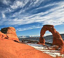 Delicate Arch by Wayson Wight
