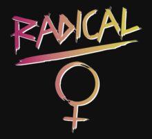 80s Radical Feminist by feministshirts