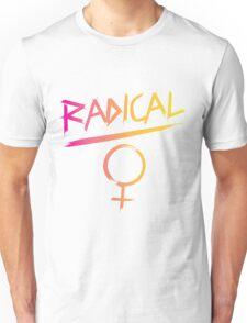 80s Radical Feminist Unisex T-Shirt