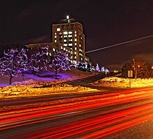 Confederation Lights by Brian Carey