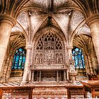 Washington National Cathedral Altar by Fraser Ross