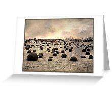 Valle de la Luna Greeting Card