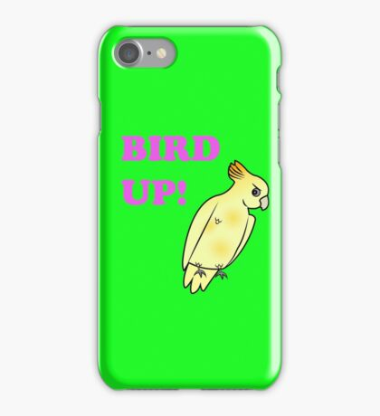 Bird UP iPhone Case/Skin