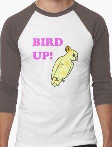 Bird UP Men's Baseball ¾ T-Shirt