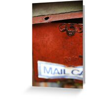 You have mail Greeting Card