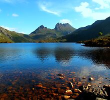 Cradle Mountain by Kasia  Kotlarska
