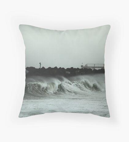 Summer Storm... Throw Pillow
