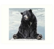 Lions & Tigers & Bears, Oh My! Art Print