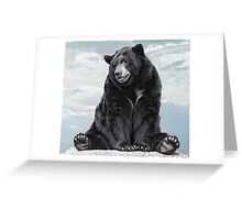 Lions & Tigers & Bears, Oh My! Greeting Card