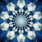 Blue Sky Kaleidoscope by schizomania