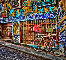Hosier Lane by annibels