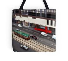City Circle Miniature Tote Bag