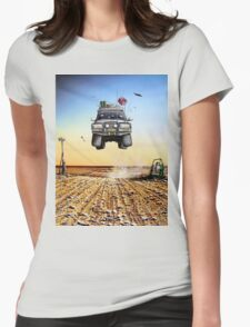 Are We There Yet?! Toyota Womens Fitted T-Shirt