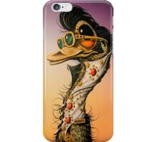 Elvis Emu iPhone Case/Skin