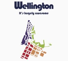 Wellington. It's Largely Awesome by jezkemp