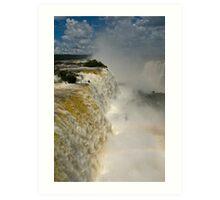Iguazu Falls, Brazil Art Print