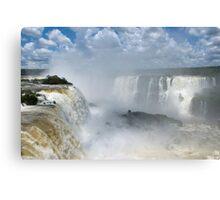 Iguazu Falls, Brazil Canvas Print