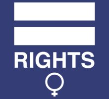 Feminist Equal Rights For Women by feministshirts