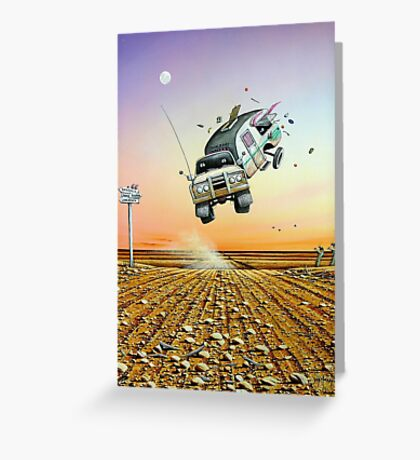 Are We There Yet! Greeting Card