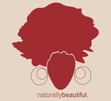 Red Naturally Beautiful by RenegadeBhavior
