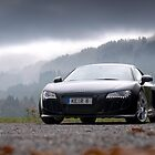 AUDI R8 ABT SUPERCHARGED by iShootcars