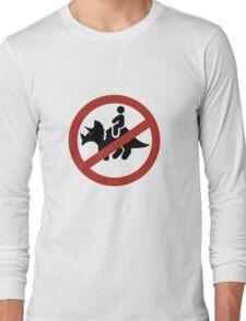 No Fun Long Sleeve T-Shirt