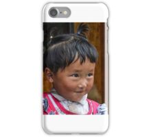 Tibetan Charmer iPhone Case/Skin