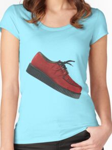 I LOVE CREEPERS Women's Fitted Scoop T-Shirt