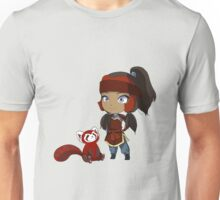 Korra and Pabu Unisex T-Shirt