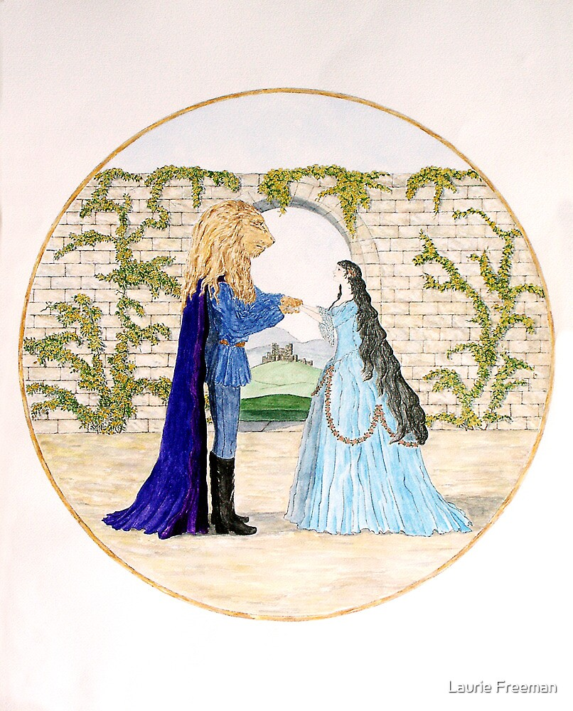 Beauty and the Beast by Laurie Freeman