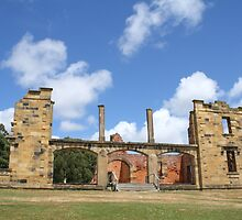 Port Arthur Hospital by Sprinkla