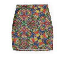 Butterflies Pencil Skirt