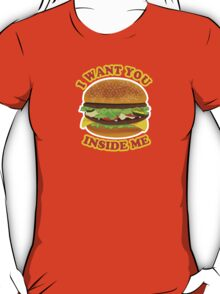 The Best Burger In New York T-Shirt