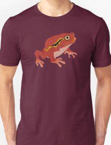 Frogs: Tomato Frog Unisex T-Shirt