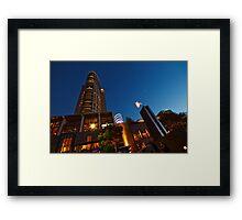 Crown Casino Framed Print