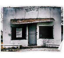 RUDD's Poster