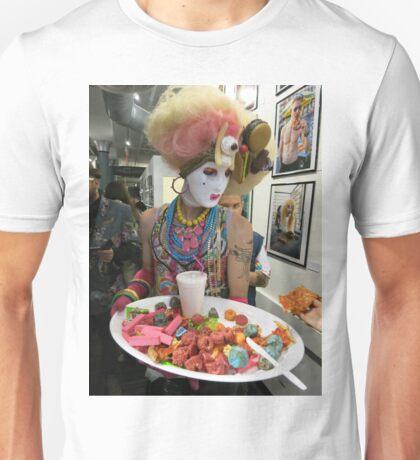 Oh waitress!   Unisex T-Shirt