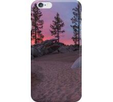 Dusk at Chimney Beach II  iPhone Case/Skin