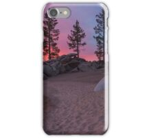Dusk at Chimney Beach II  iPhone Case/Skin