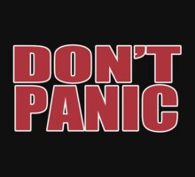Don't Panic by mr-tee