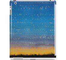 Western Stars original painting iPad Case/Skin