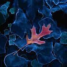 """""""Frosted Leaf and Ivy"""" by krod18"""