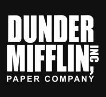 Dunder Mifflin by mr-tee
