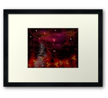 Eve Of Destruction Framed Print
