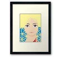 Brienne of Tarth Framed Print
