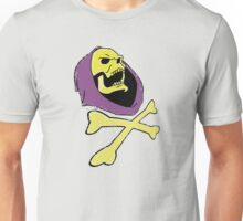 Pirate Skeletor Unisex T-Shirt