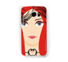 The Red Priestess Samsung Galaxy Case/Skin