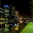 Still water,Yarra river,Melbourne by Max R Daely