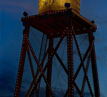 Walla Walla Water Tower by TeresaB