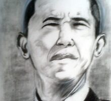 barack obama by jikpe